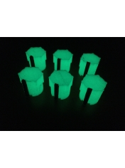 Knop Extender Sea&Sea YS-01/02/03 Glow in the Dark