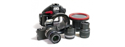 Onderwatercamera Sets
